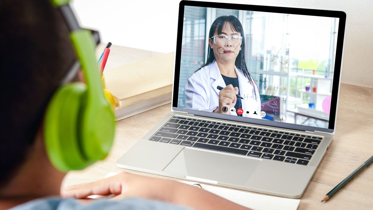 Got science questions? Skype A Scientist can help