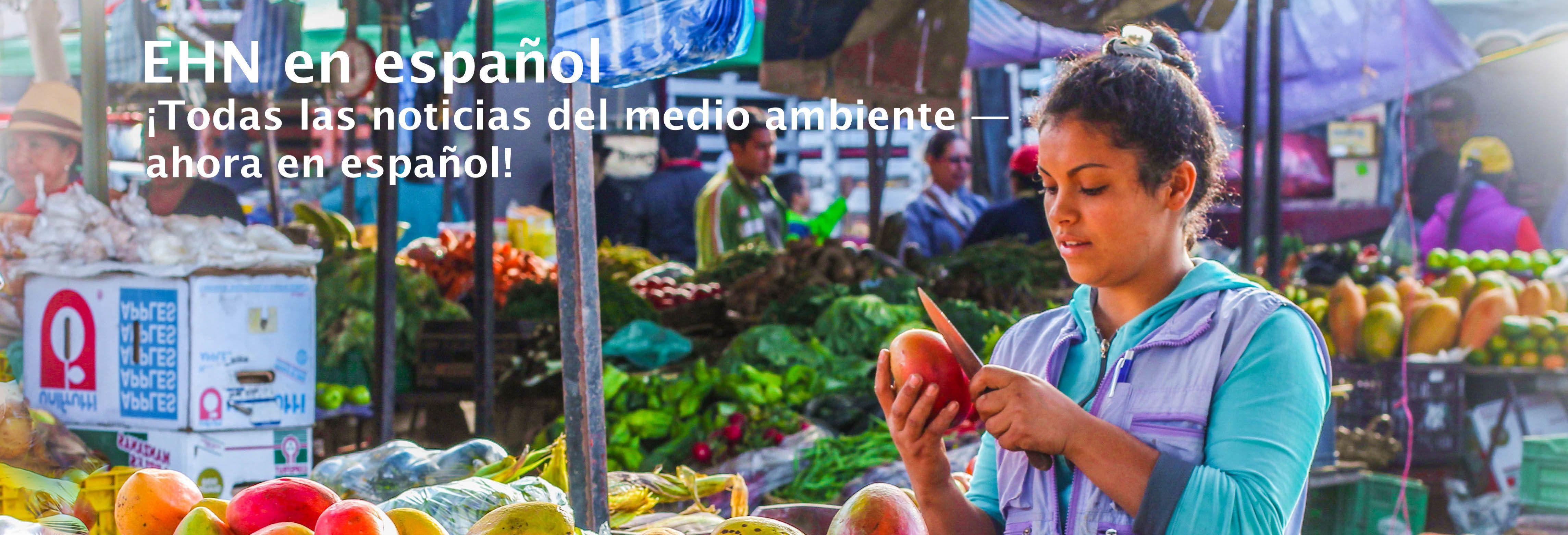 EHN en español: ¡Todas las noticias del medio ambiente — ahora en español!