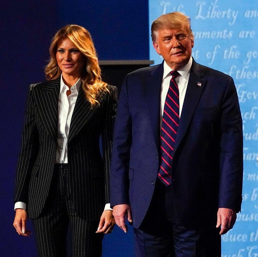 president trump wife melania trump