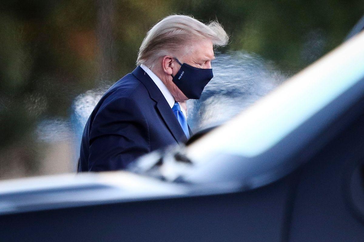 «Trump non ha più la febbre». E incalza i medici: «Mi sento come se potessi uscire oggi»