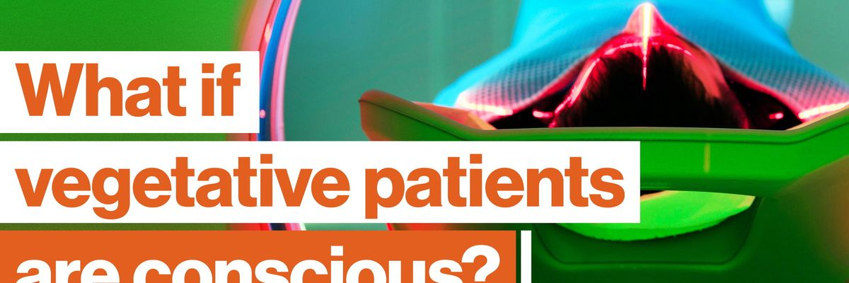 1 in 5 vegetative patients is conscious. This neuroscientist finds them.