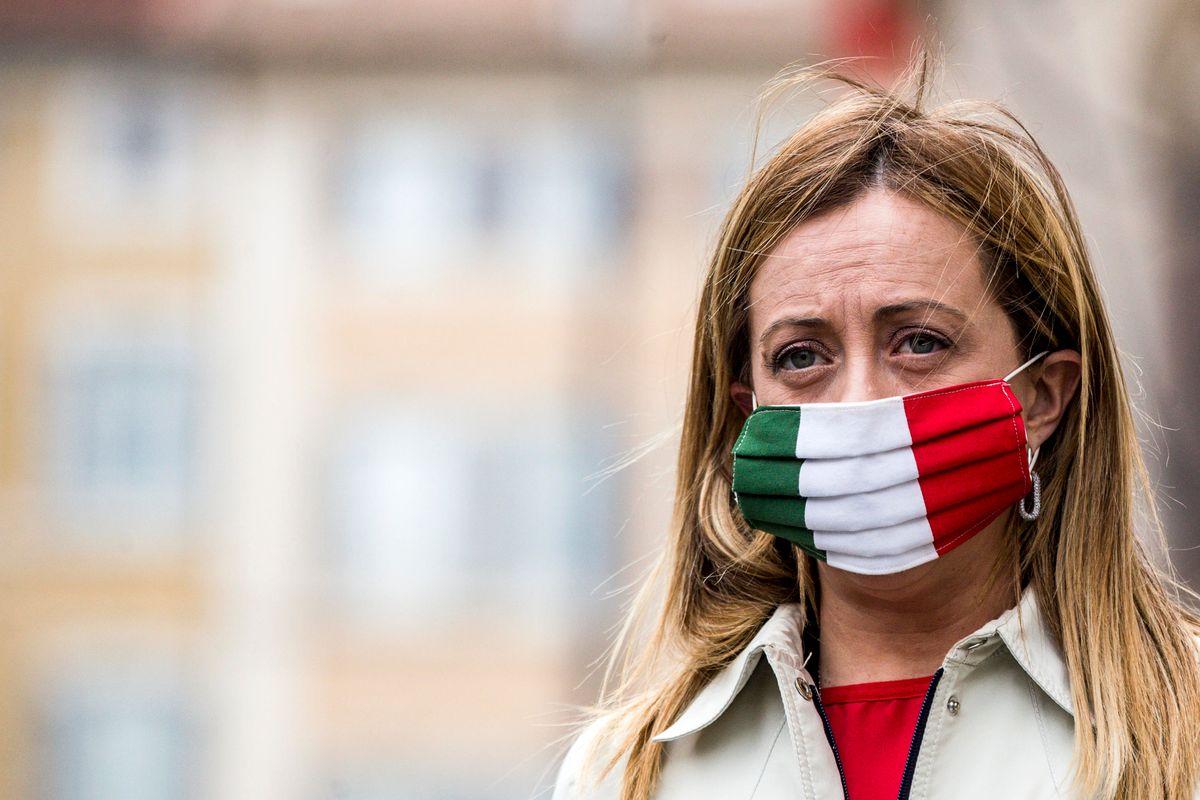 Giorgia Meloni: «Riconquisto gli elettori grillini usati per il governo di sinistra»