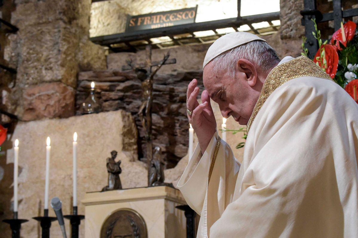 Ad Assisi riposa un soldato, non un ecologista