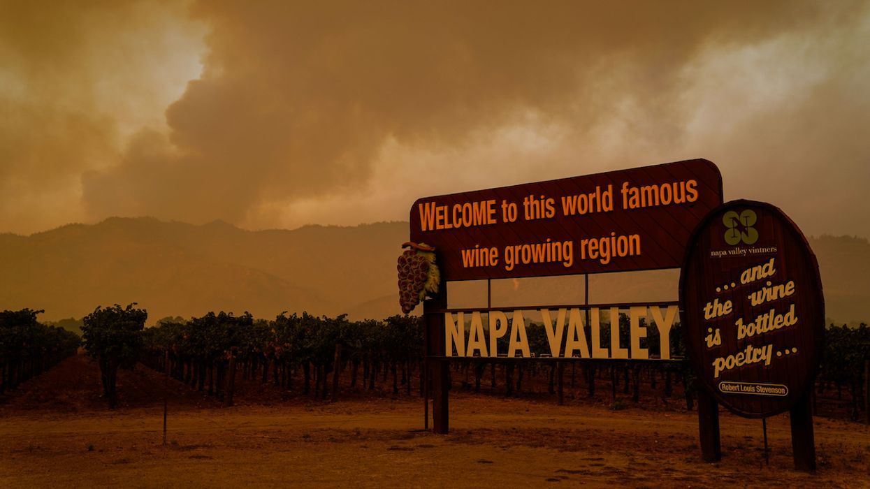 California Wildfires Break Records by Burning More Than 4 Million Acres