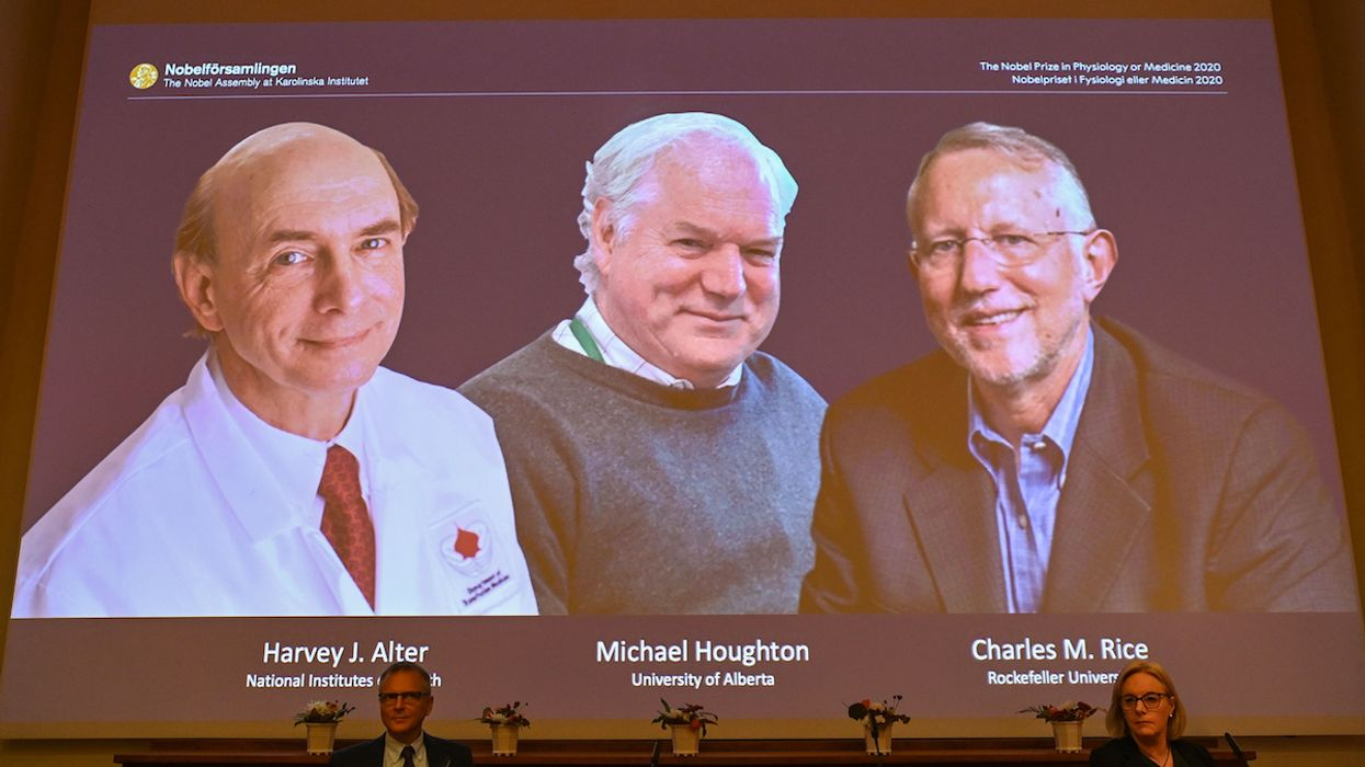 Nobel Prize for Medicine Goes to Trio Behind Hepatitis C Discovery