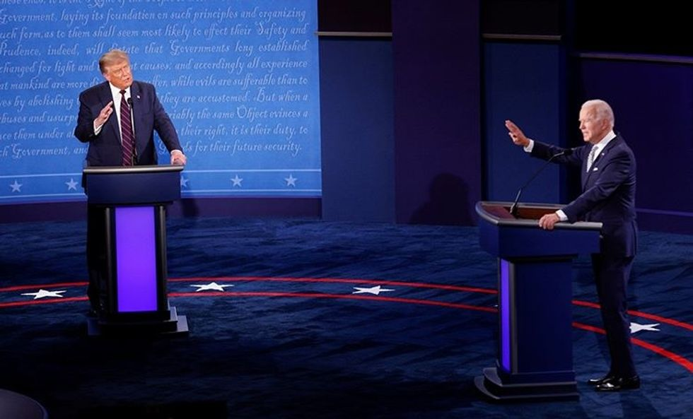 Here's Everything You Need To Know About The First Presidential Debate
