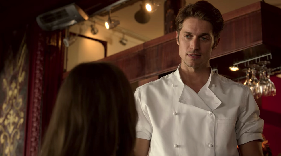 7 Très Hot Reasons We Can't Help Crushing On Gabriel From 'Emily In Paris'