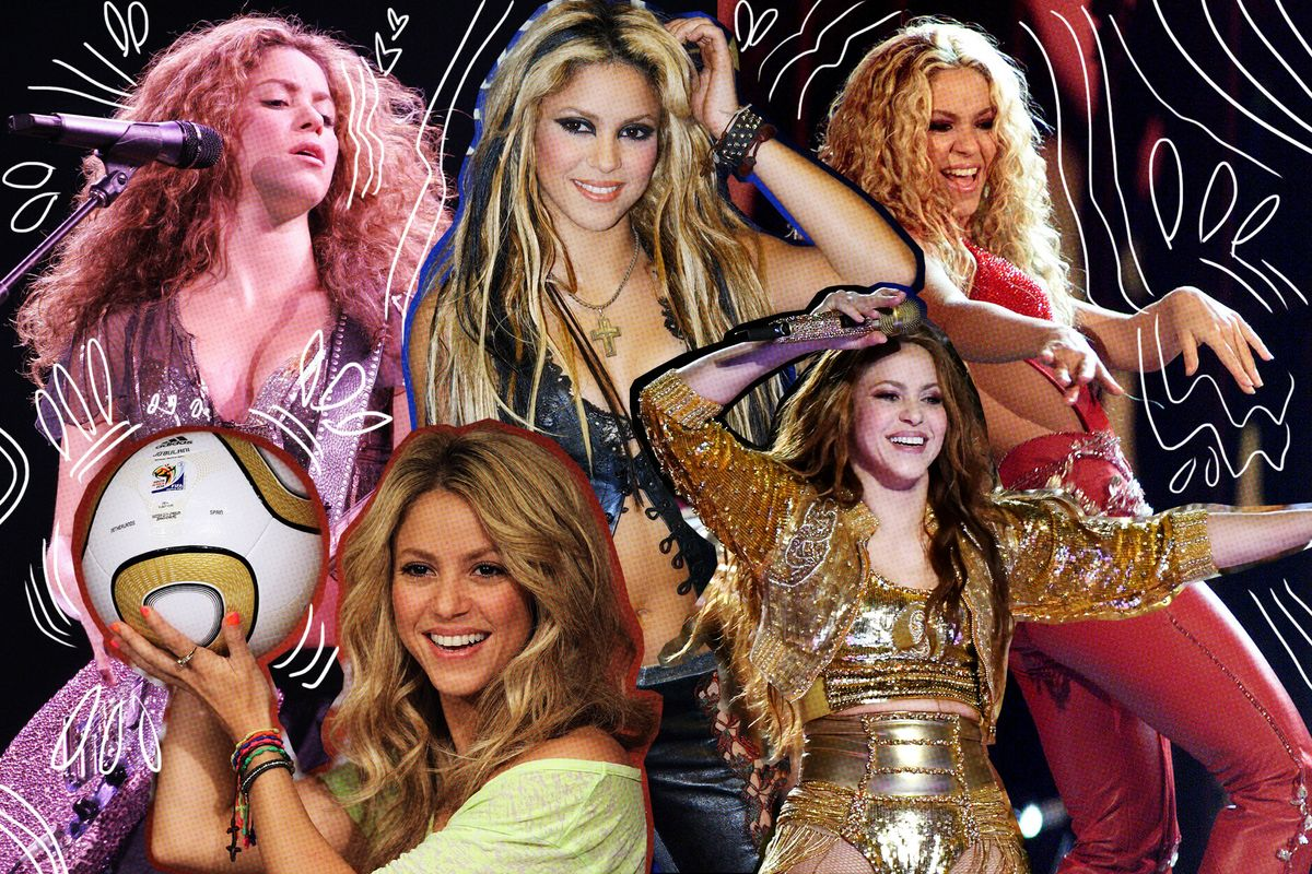 Shakira, Shakira: Her 25-Year Career in 10 Tracks