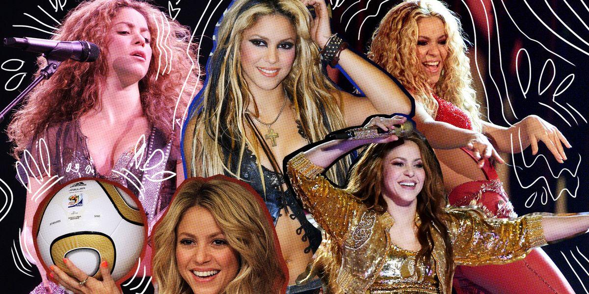 Shakira, Shakira: Her 25-Year Career in 10 Tracks