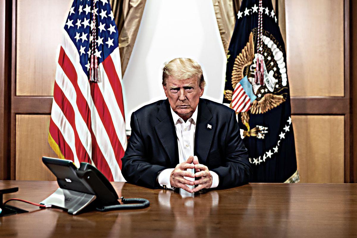 Trump dimesso: «Sono ringiovanito». La campagna elettorale si riapre