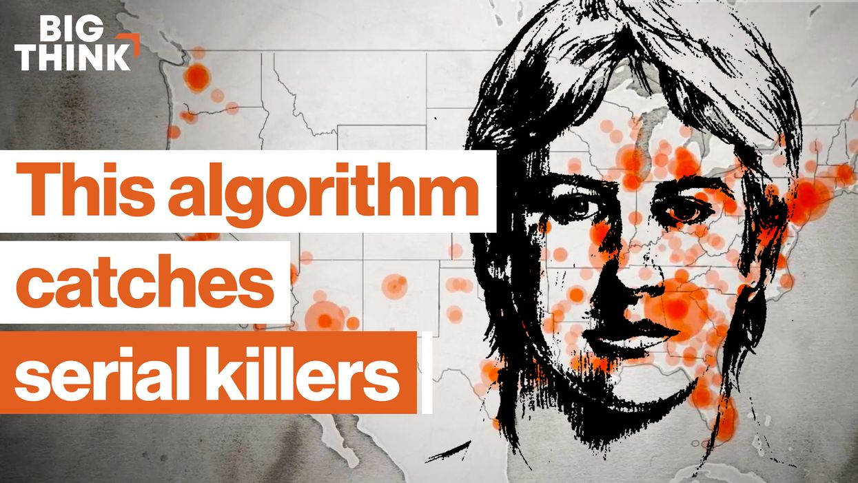Catching serial killers with an algorithm