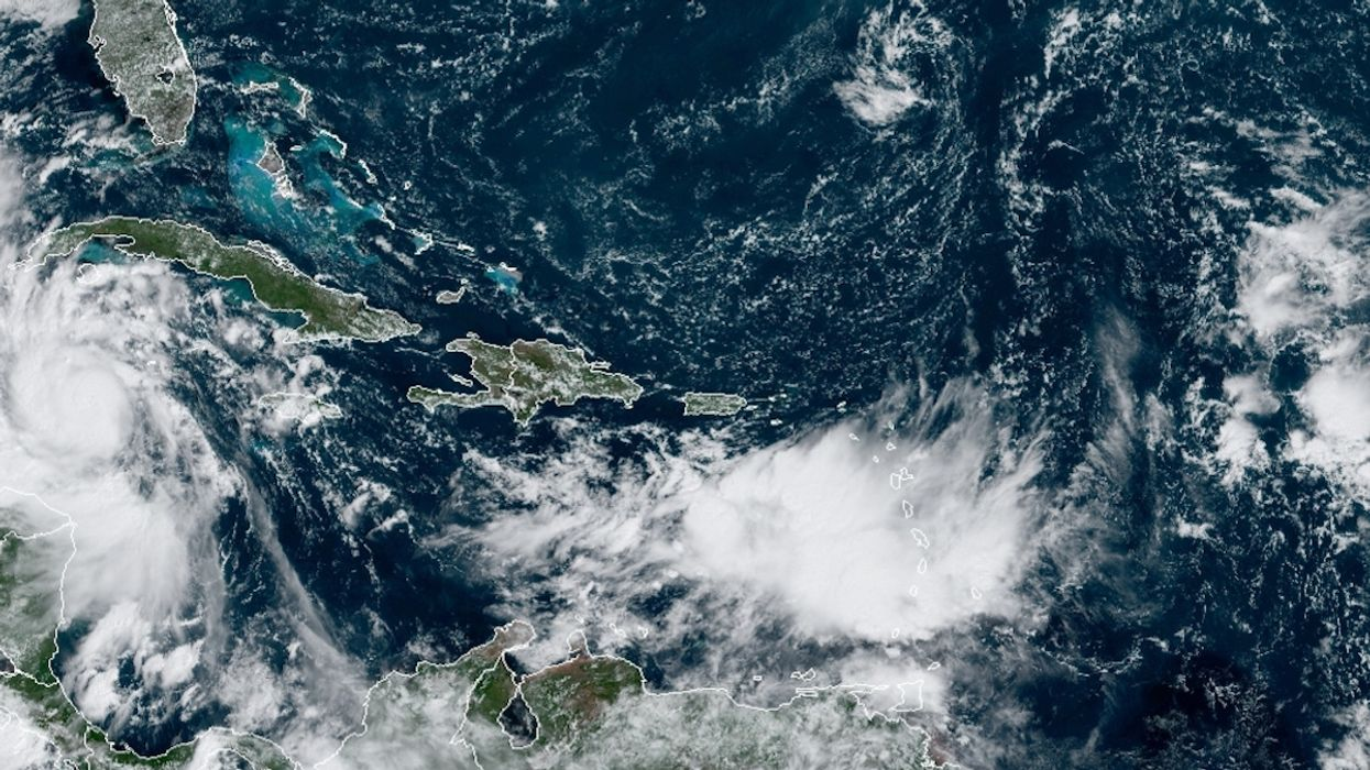Hurricane Delta Breaks Record for Earliest 25th Named Storm