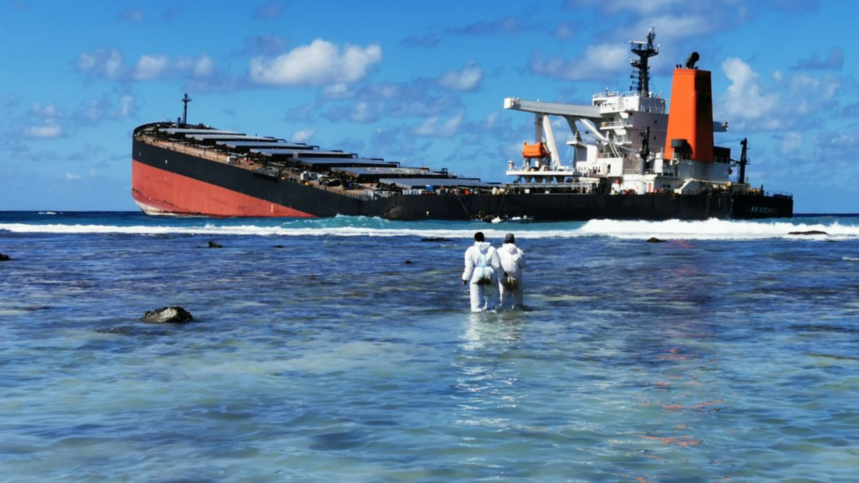 The Mauritius Oil Spill Cannot Be Cleaned Up, but Damages Must Be Paid