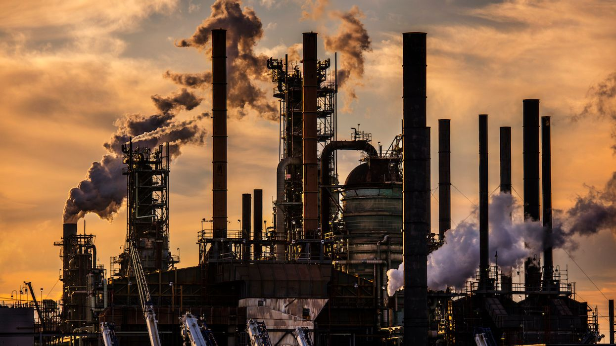 Exxon Plans to Increase Its Climate Pollution