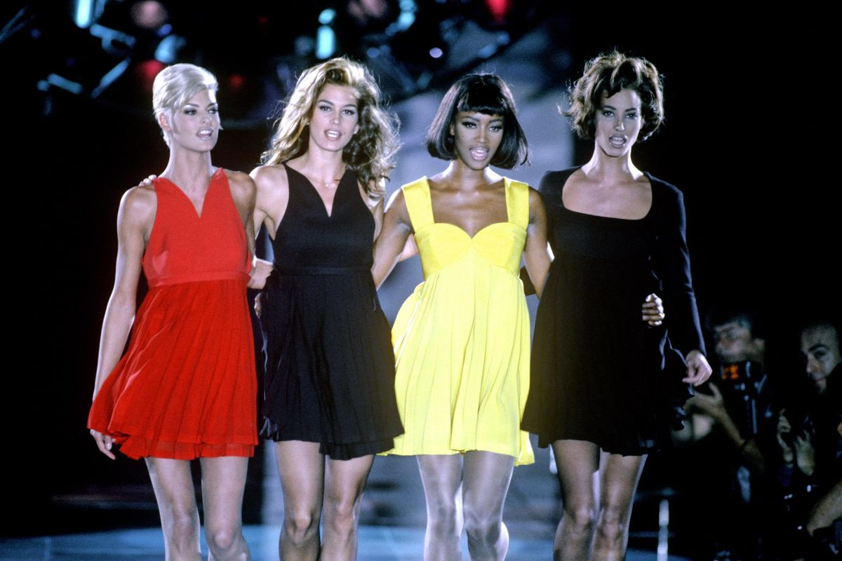 The Original '90s Supermodels Are Getting Their Own Docu Series