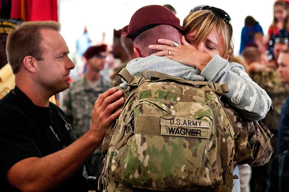 Having Depression When Your Spouse Is In The Army Is A Harsh Reality