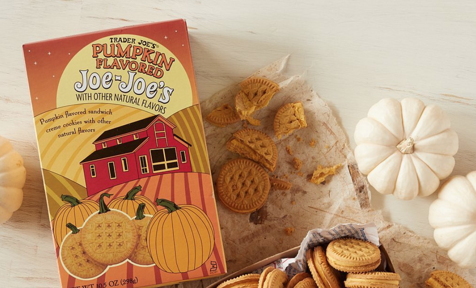I Took A Walk Through Trader Joe's To Find Their 50 BEST Fall Products
