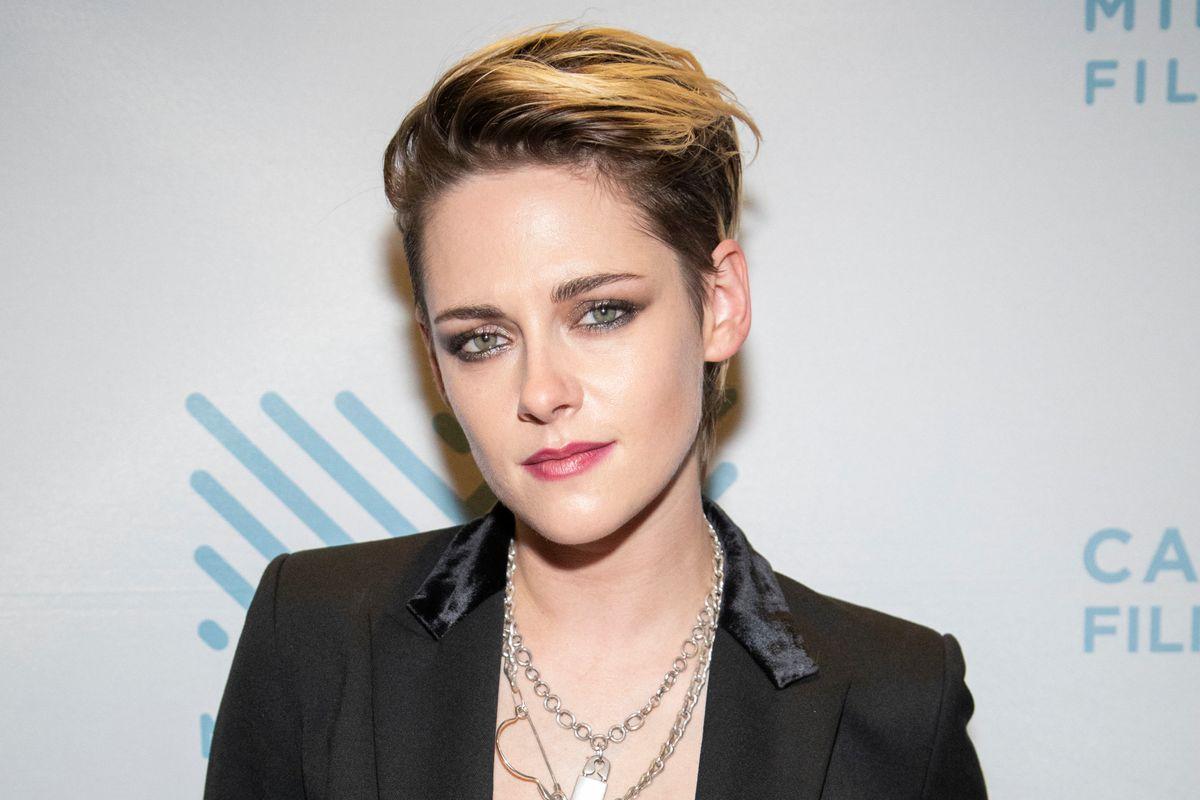 Kristen Stewart on Feeling Pressured to Label Her Sexuality