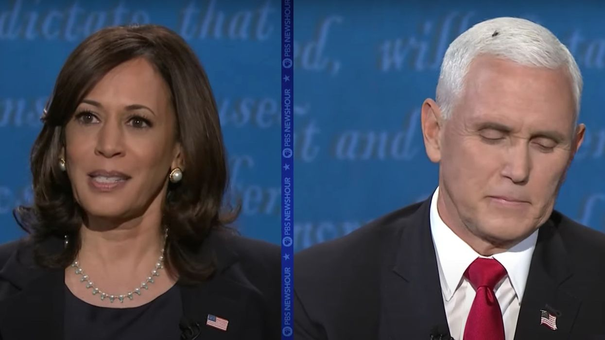 Climate Crisis Gets 10 Minutes at VP Debate