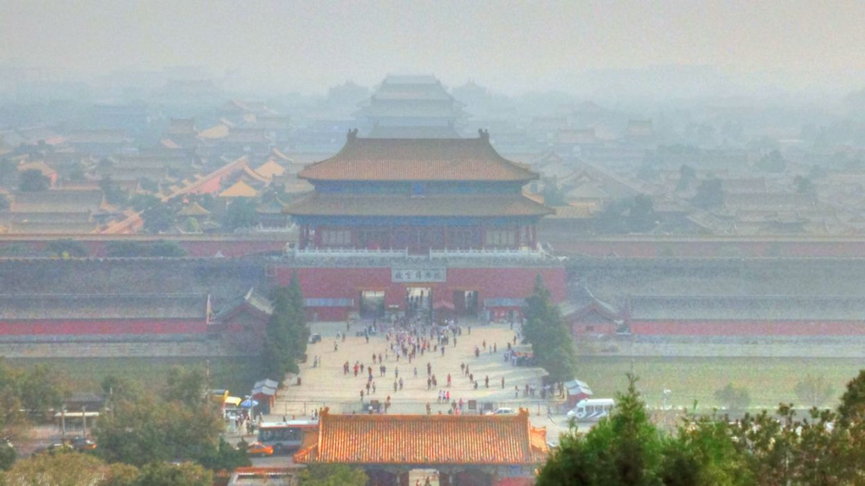 China Has Surprised the World With Climate Action Announcement