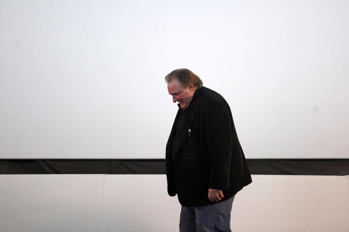 Così parlò Depardieu: «I peggiori? I verdi»