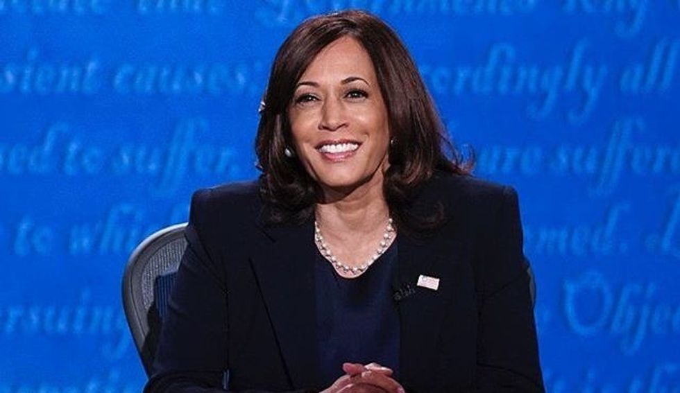Kamala Harris Saying 'I'm Speaking' Should Be Every Woman When A F*ckboy Tries To Mansplain