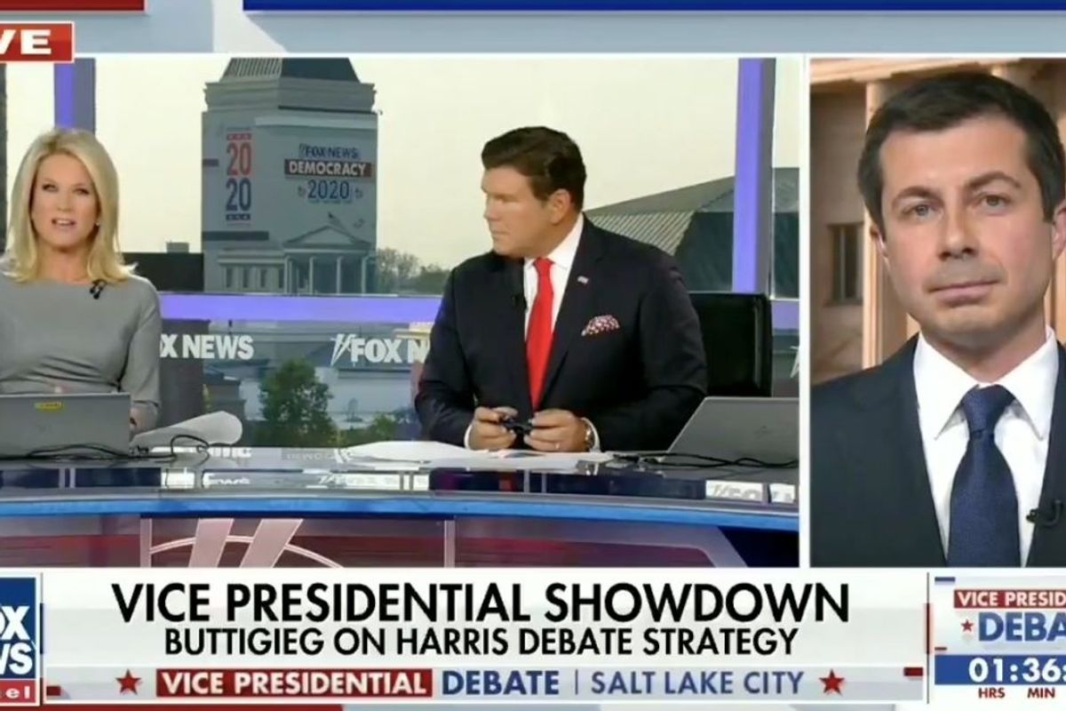 On Fox News, Pete Buttigieg posed the 'Mike Pence question' so many of us have wondered about