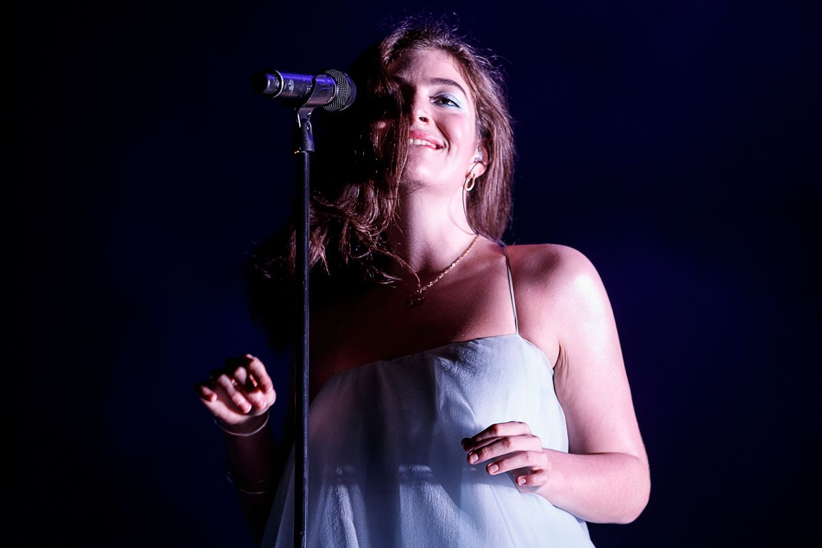 Lorde Will Give Us New Music If You Vote