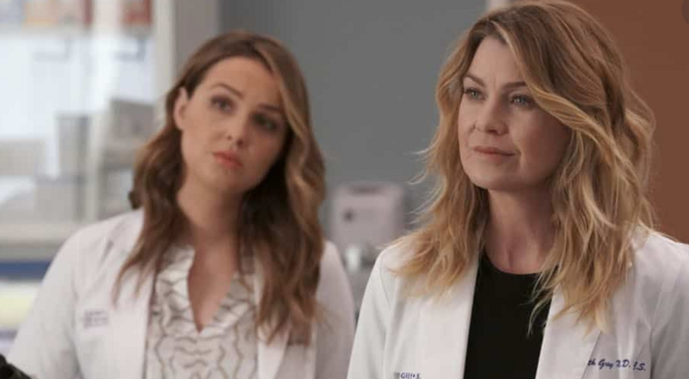 The 'Grey's Anatomy' Season 19 Promo Honors Essential Workers Because We're Not The Sun, They Are
