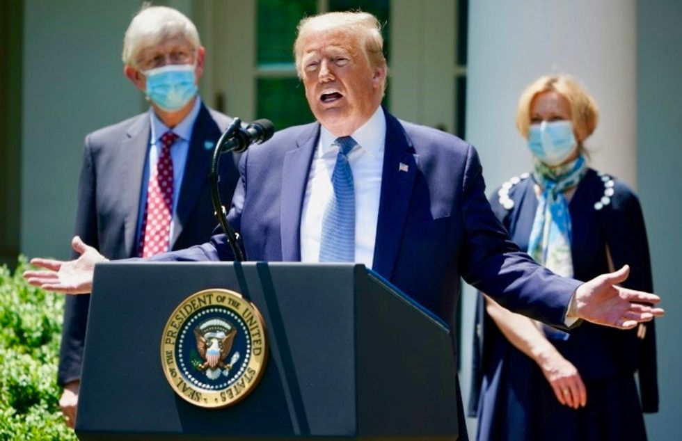 A must-read report lays out the damning details of Trump's horrific pandemic response in a 'blow by blow account'