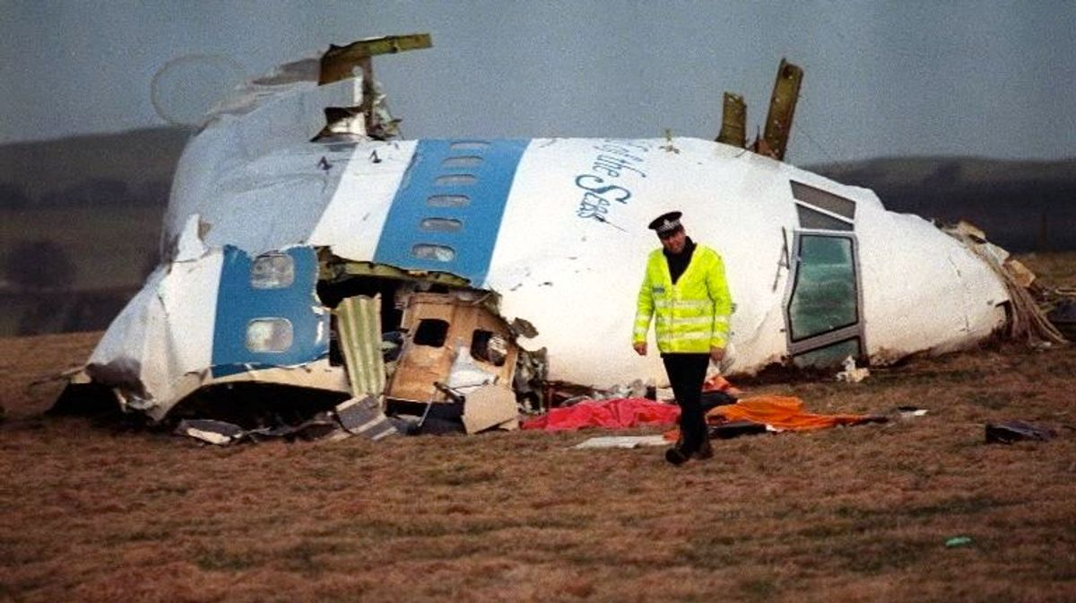Scottish court upholds Lockerbie bomber's conviction