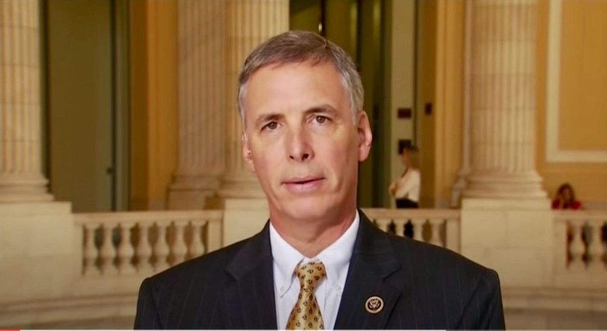 Republican is content to lose his primary after voting for impeachment: 'That's OK'