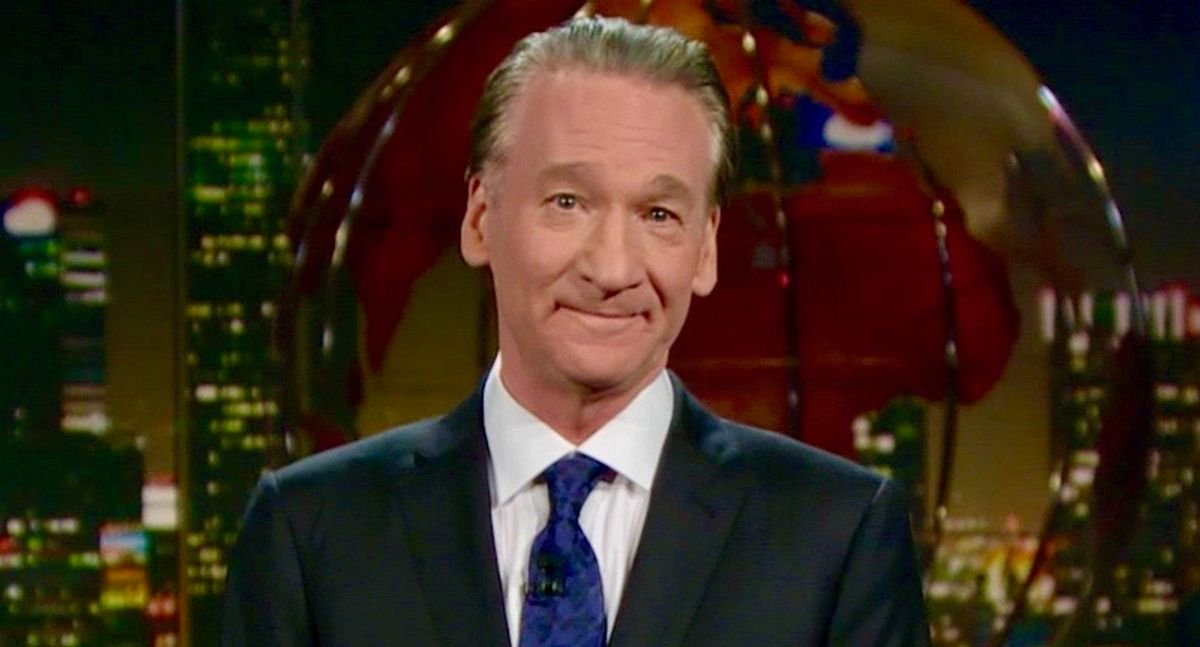 WATCH: Bill Maher dunks on Trump during first 'Real Time' of the Biden administration