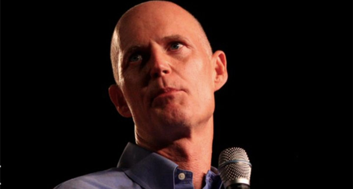 Conservative hammers Rick Scott for trying to disenfranchise voters while claiming 'unity'