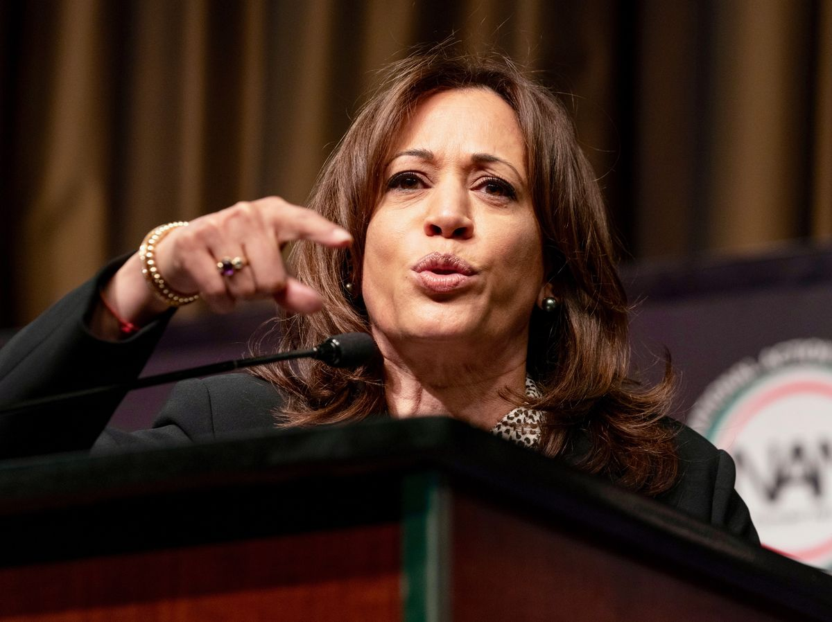 The FBI, terrorism and the progressive left: This is a job for Kamala Harris