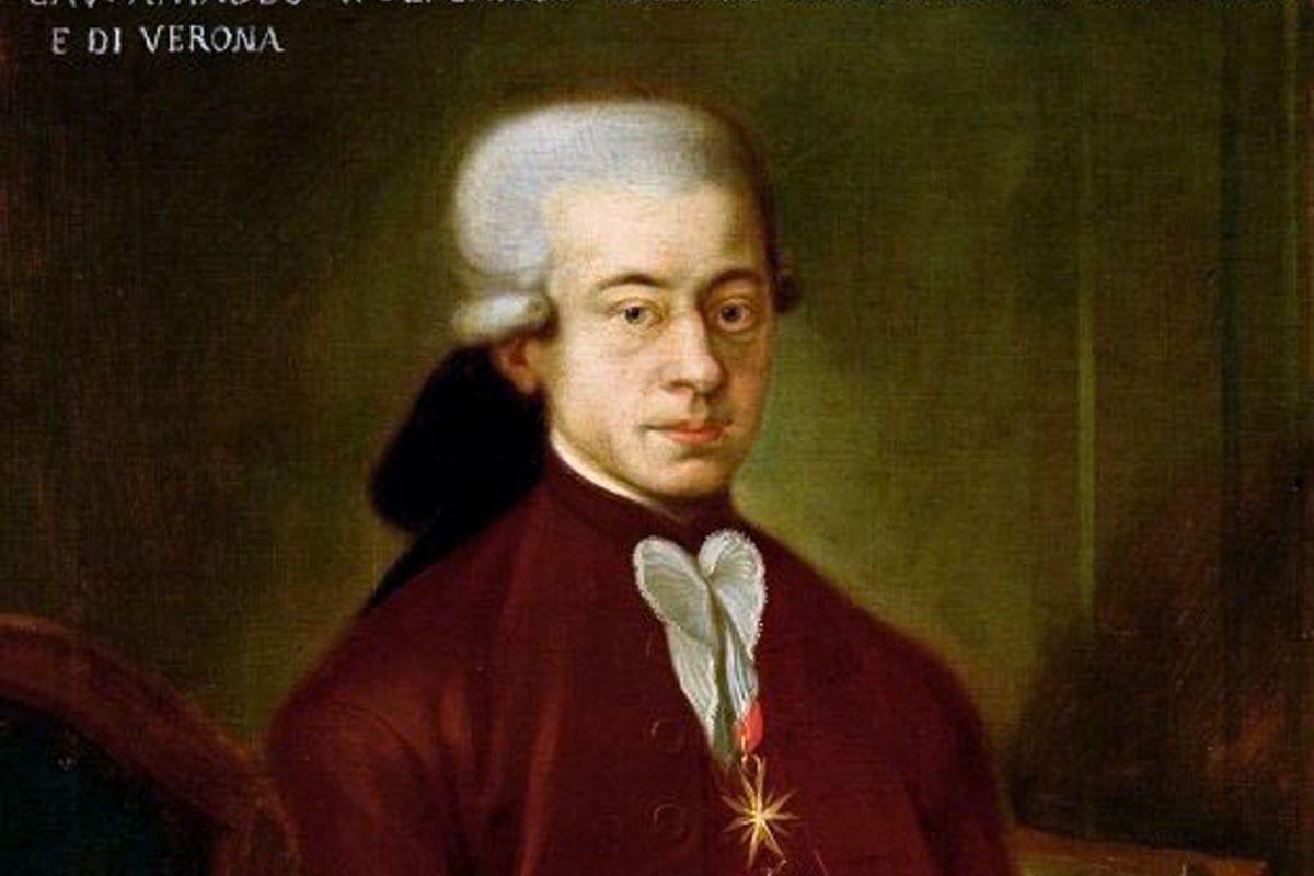 Tutta la sofferenza del genio. Storia di Amadeus