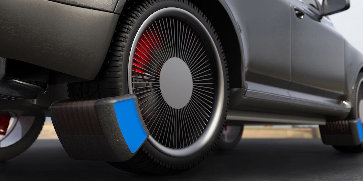 Device to Capture Microplastics From Tires Wins Design Award