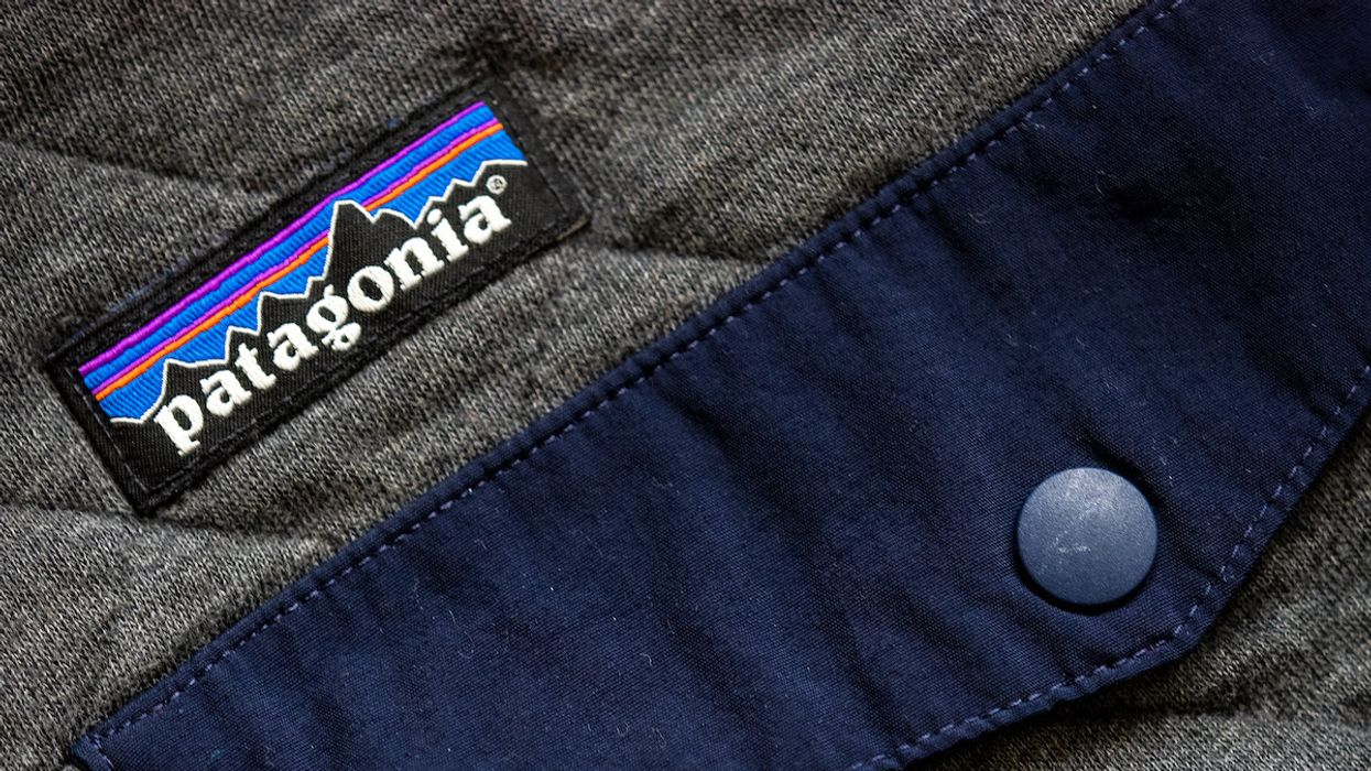 Outdoor Brand Patagonia Wants You to 'Vote the A**holes Out'