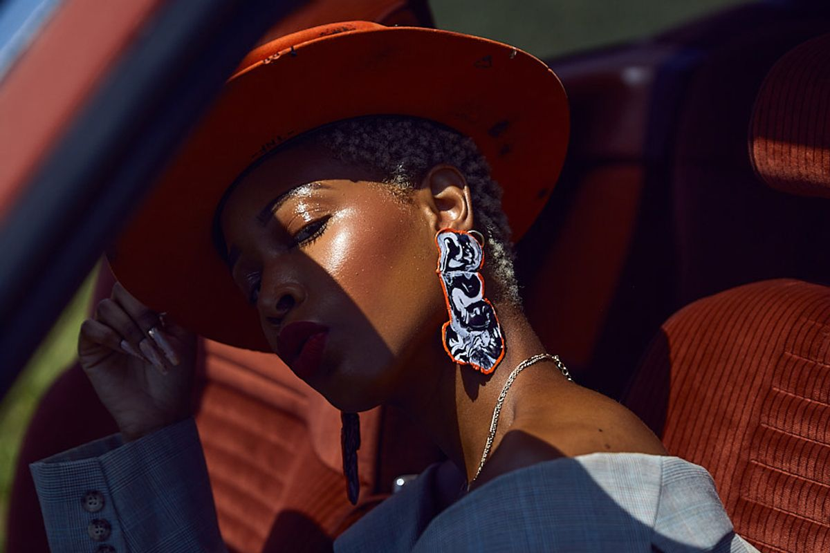 These Earrings Pay Homage to Iconic Black Women