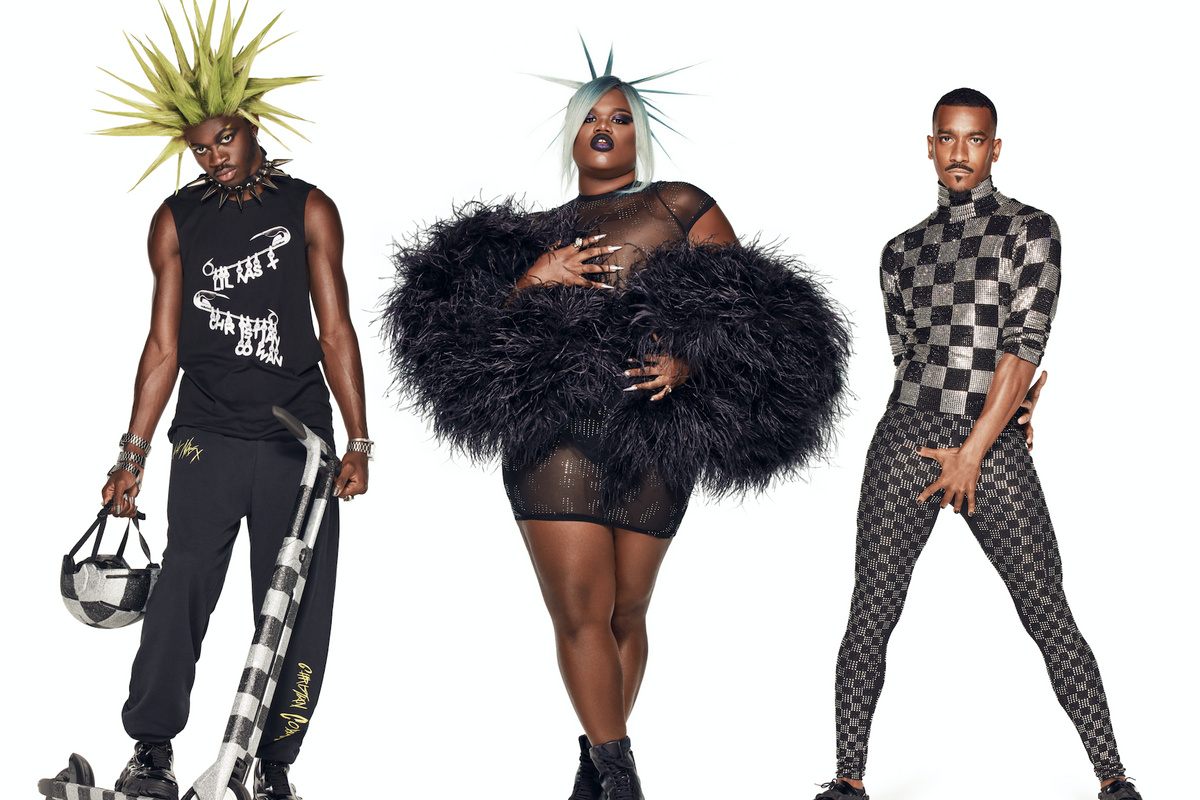 Lil Nas X, Ava Max and Marc Jacobs Star in Christian Cowan's NYFW Film