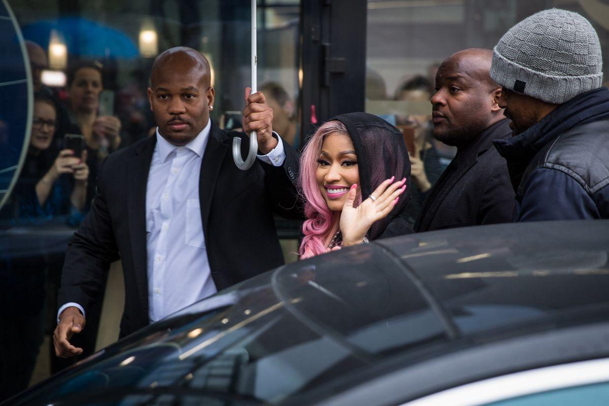 Nicki Minaj Wins Round One of Lawsuit