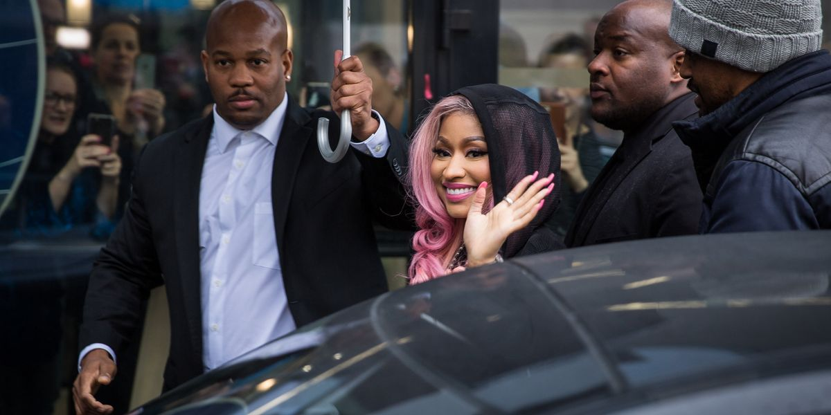 Nicki Minaj Wins Round One of Lawsuit