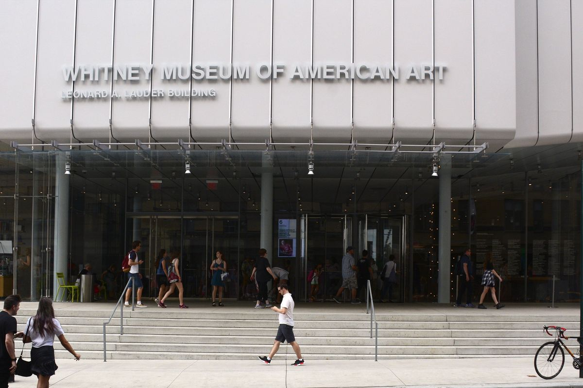 Artists of Color Call For Whitney Museum Reform