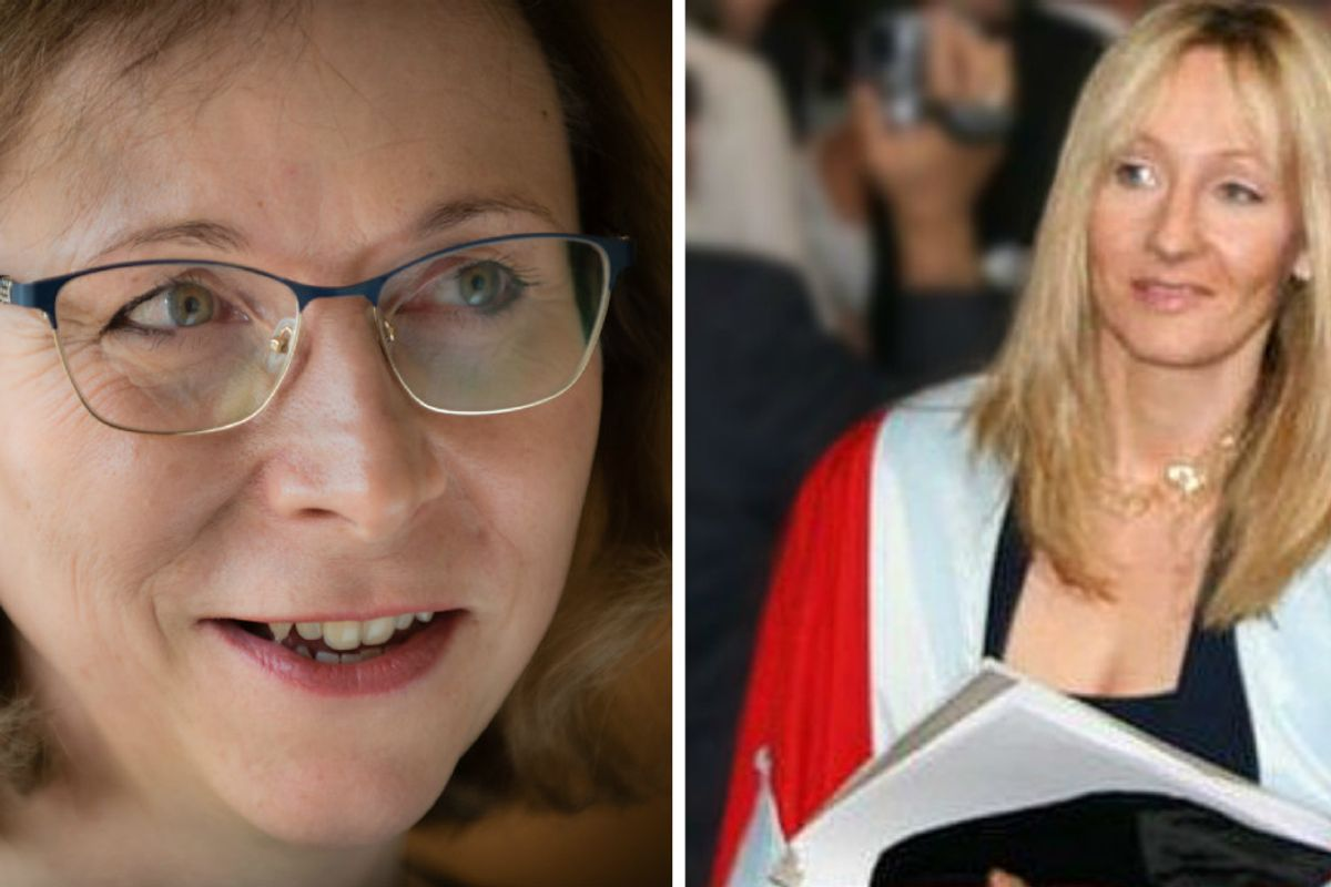 An open letter to JK Rowling from a transgender woman