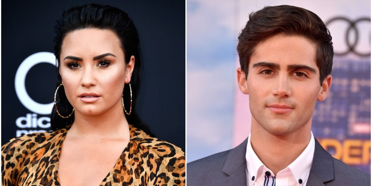 Demi Lovato's Friends Are Reportedly 'Worried' About Max Ehrich's Intentions