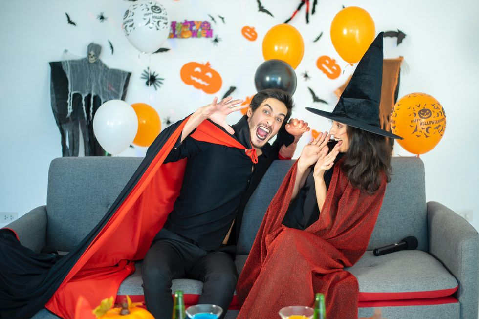 6 Halloween Costumes To Show Off At Your First Ever Halloween Zoom Party