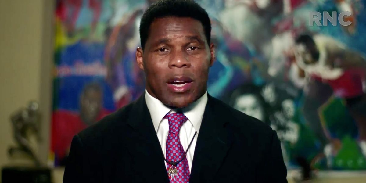 Herschel Walker shreds BLM, calls out NFL owners, players who support 'trained Marxists': BLM is 'anti-government, anti-American, anti-Christian'