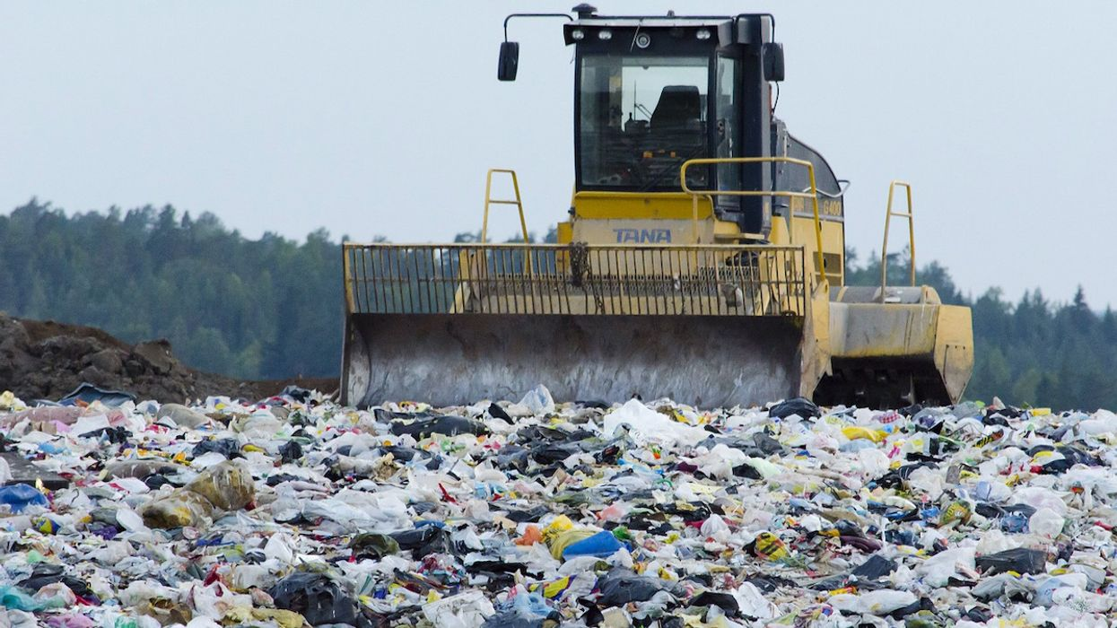 The Myth About Recycling Plastic? It Works