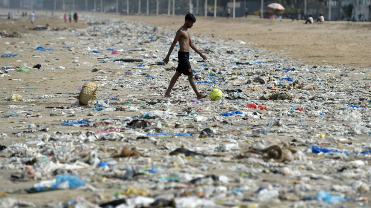 New Report Reveals How Plastic Polluters Have Avoided Regulation Worldwide for Decades