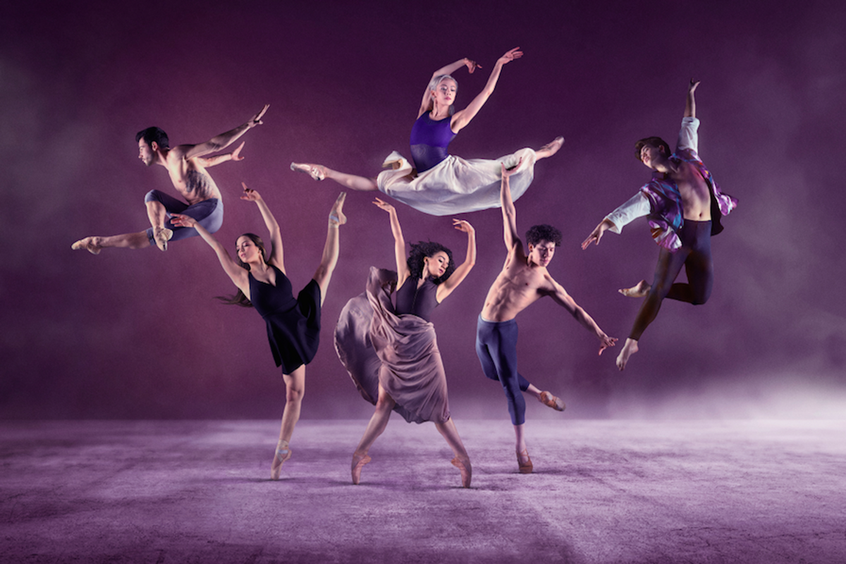 Catch English National Ballet's Rising Stars in the Emerging Dancer Competition Livestream
